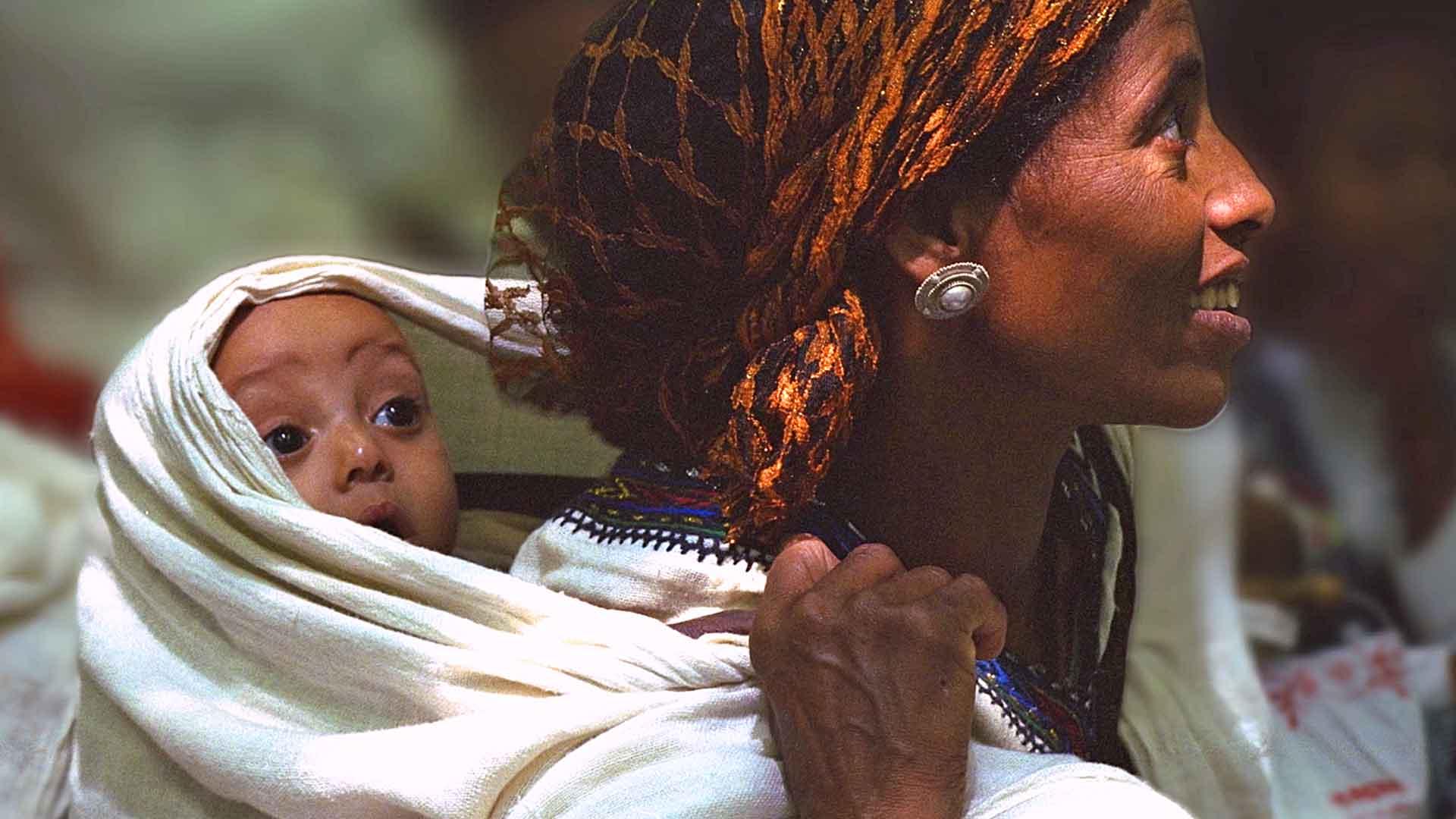 Heimkehr aus Äthiopien