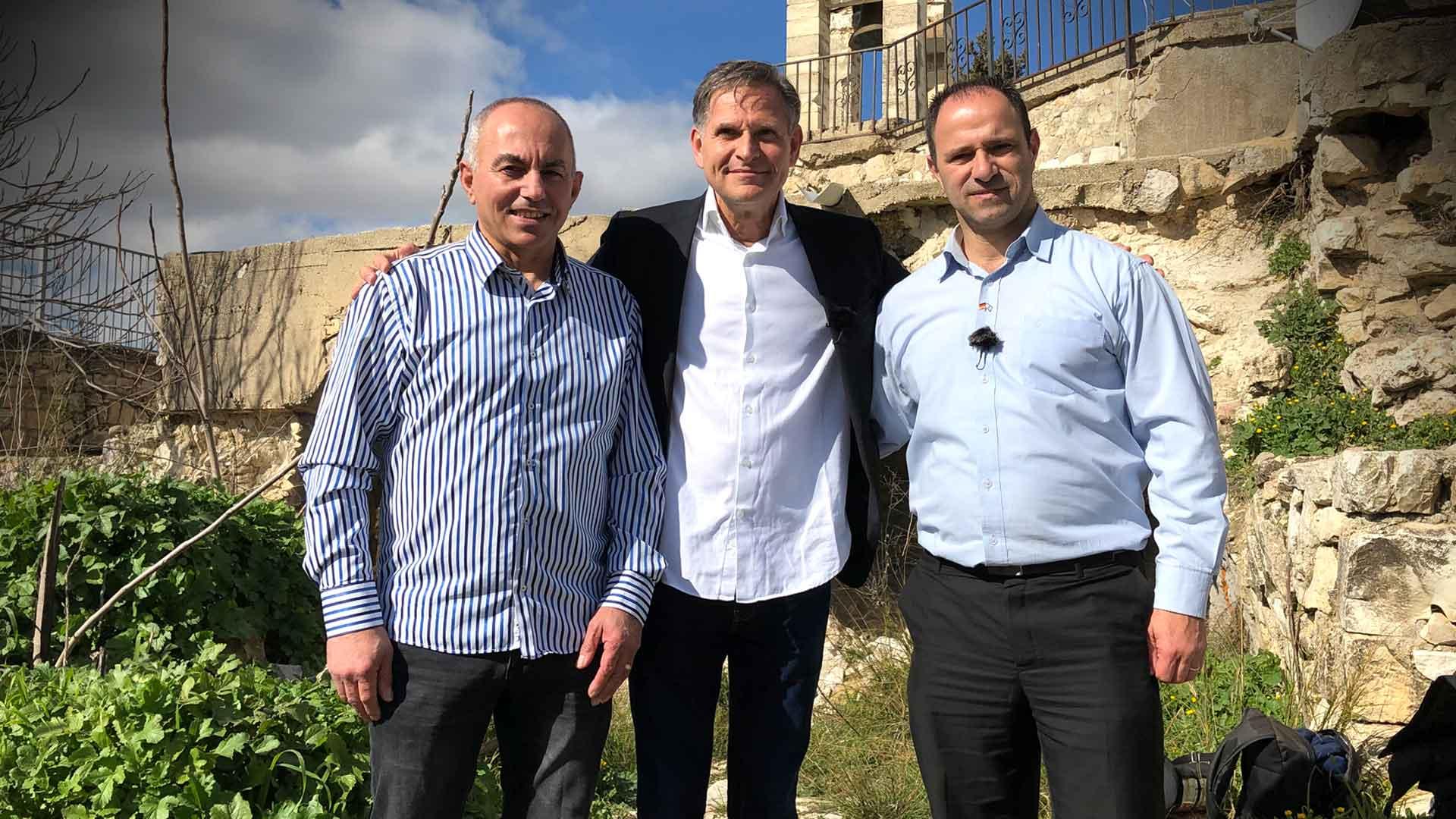 Israel und die Aramäer