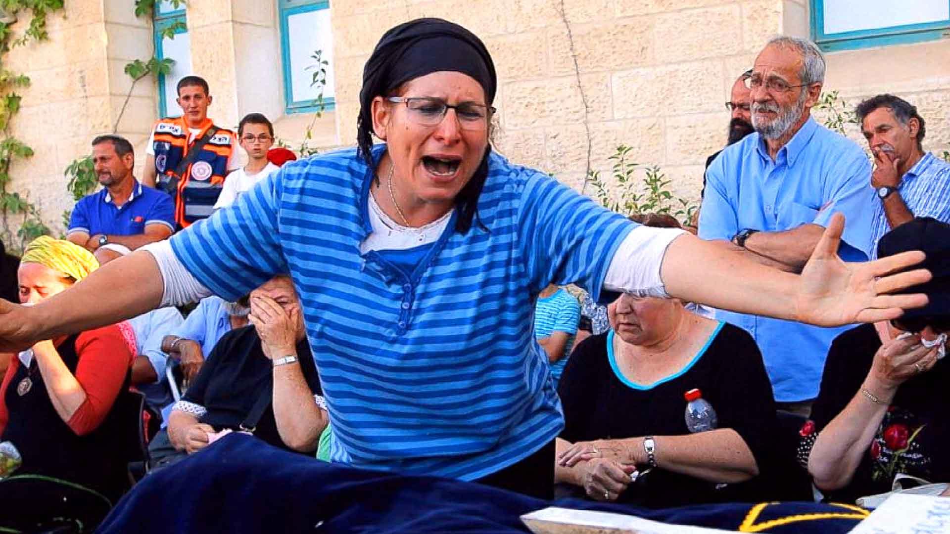Und trotzdem bleiben wir in Hebron
