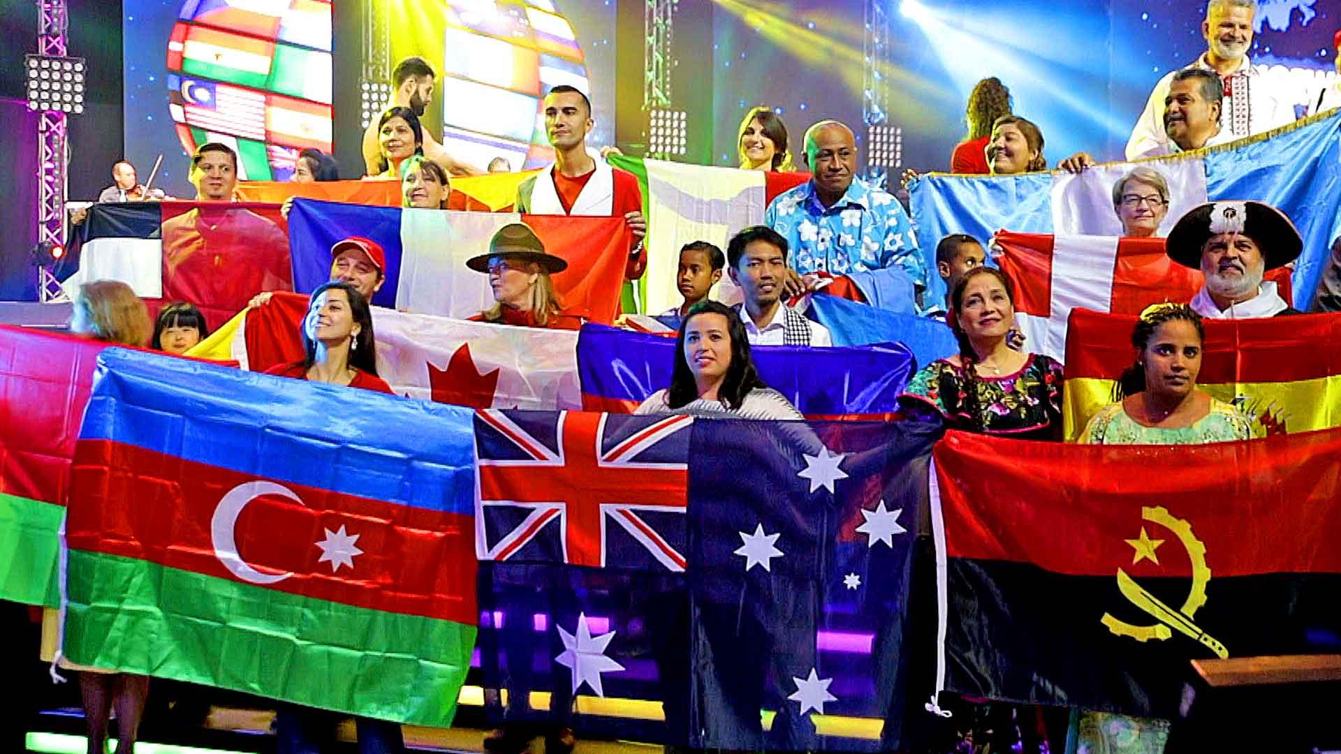 Das Fest der Nationen