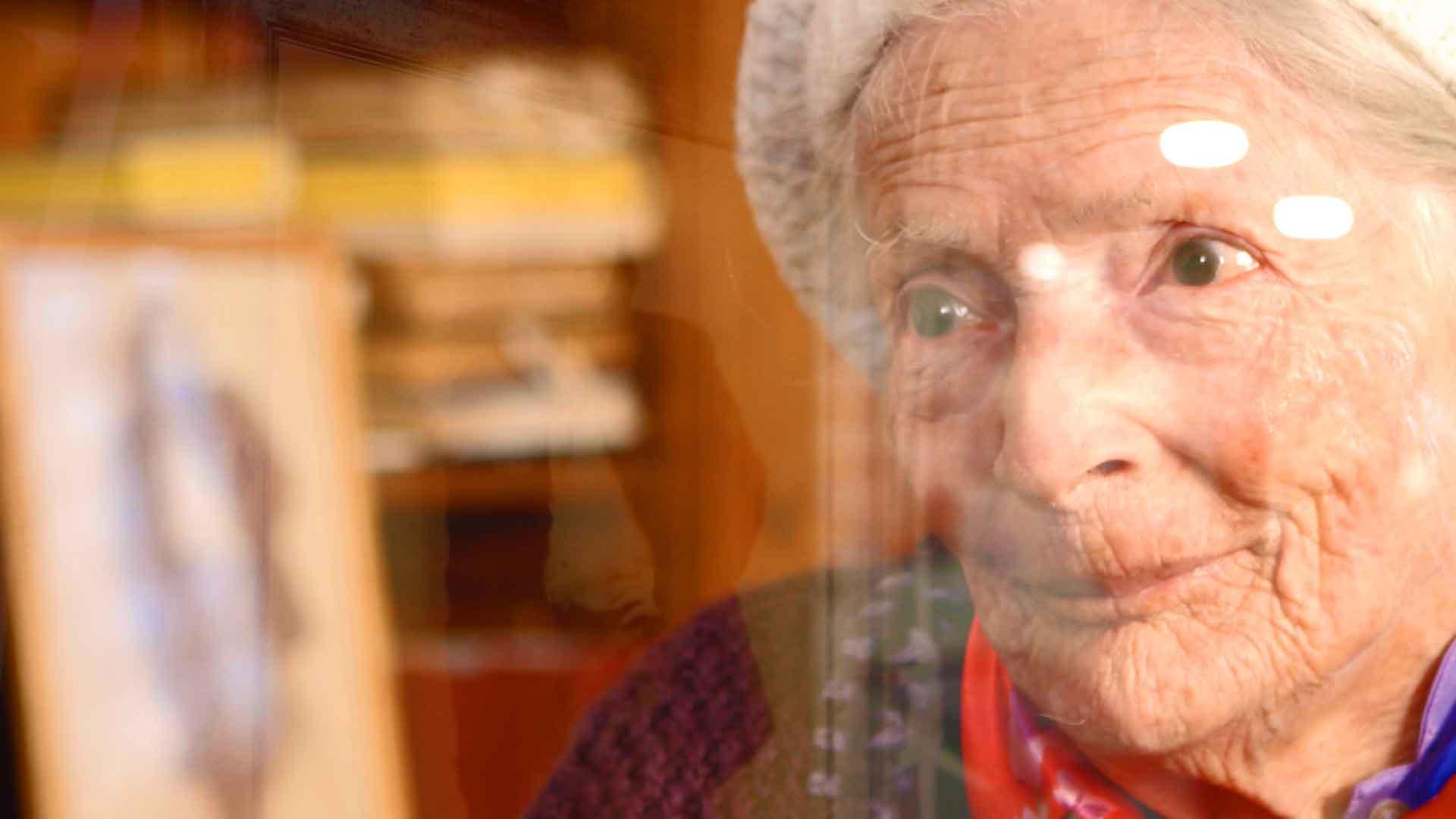 Im Holocaust wurden sie erwachsen, im Haifa Heim werden sie alt