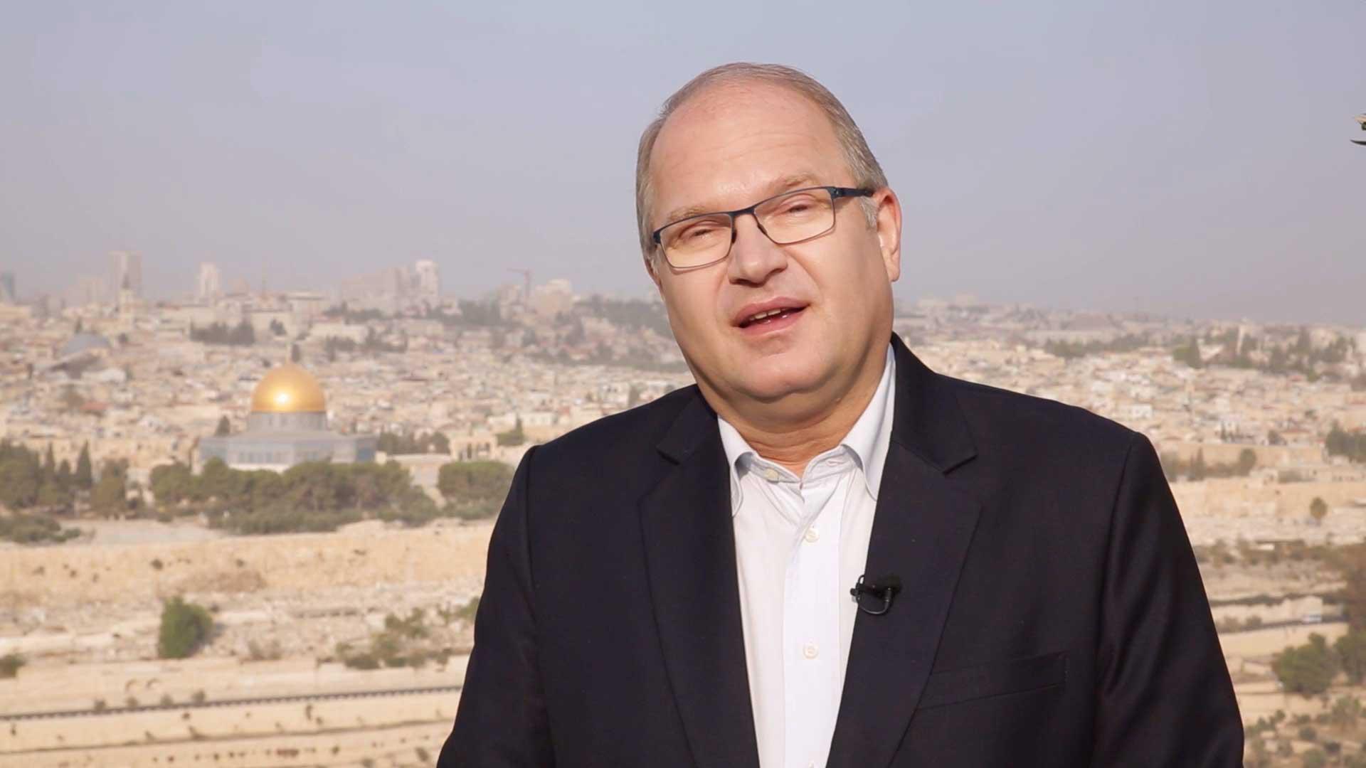 Jerusalem, die Stadt des Friedens