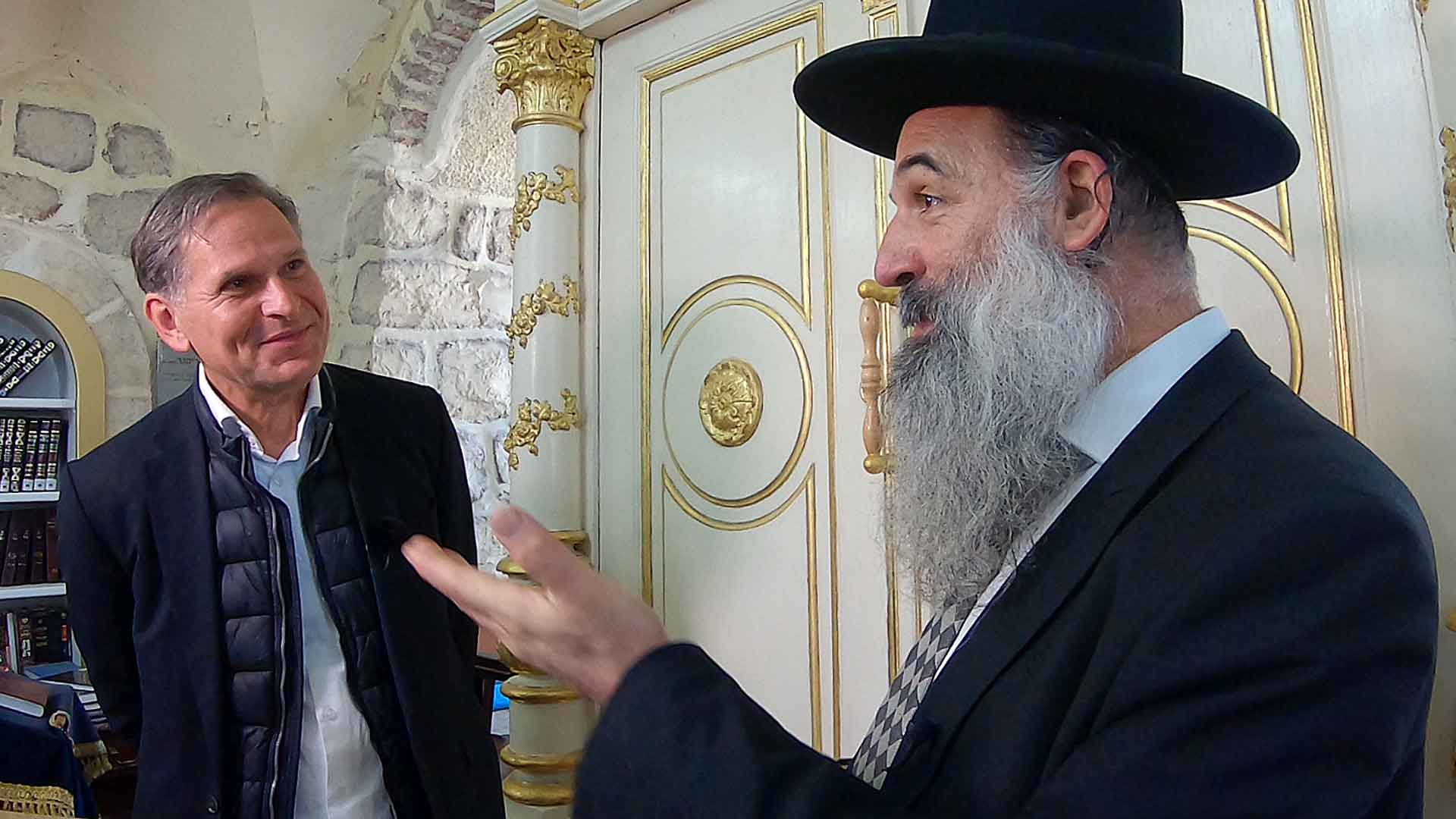 Der Holocaust und der Rabbi